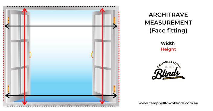 Learn how to take measurements for blinds