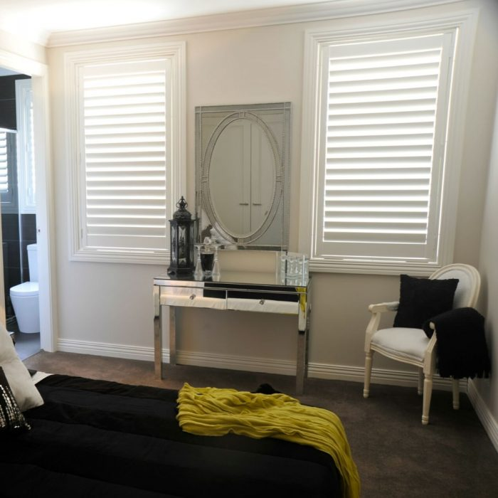 Indoor Basswood Plantation Shutters in Sydney