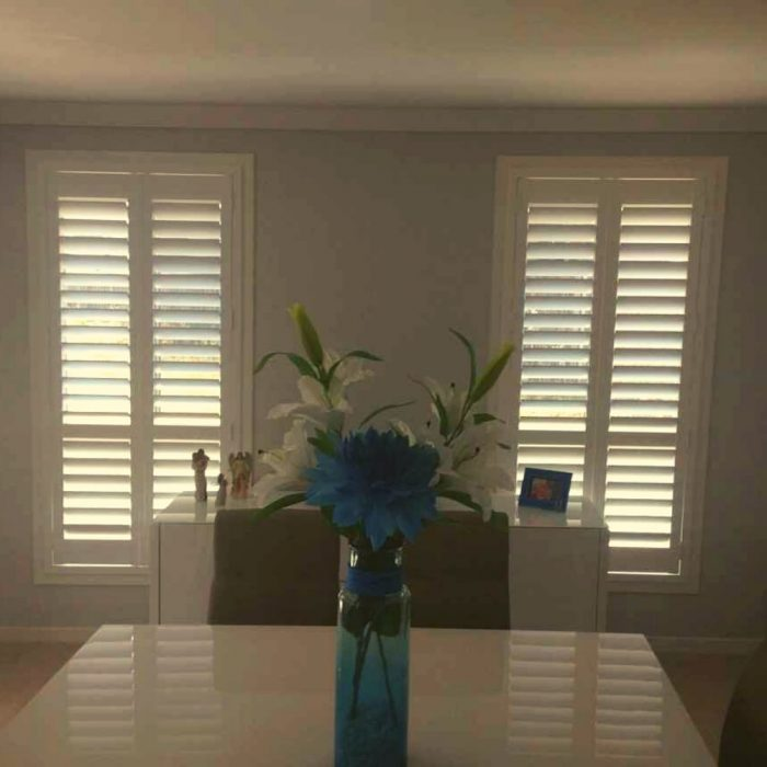Indoor Basswood Plantation Shutters in Narellan
