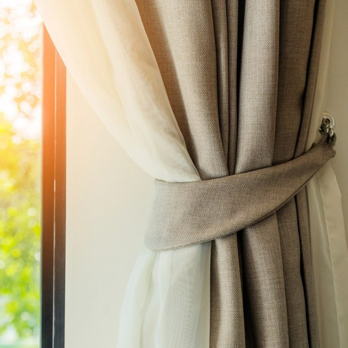 Indoor Blockout Curtains in Camden