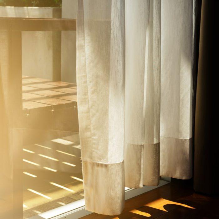Sheer Curtains in Narellan