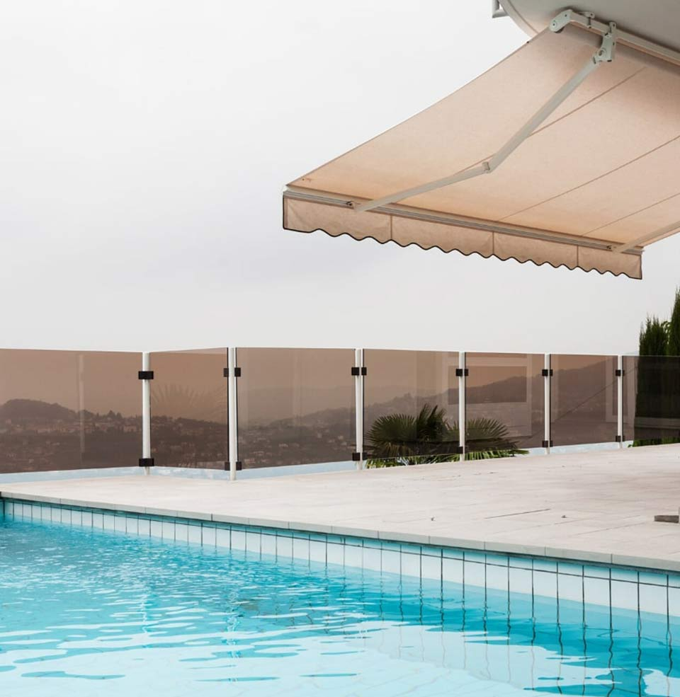 Outdoor Canvas Awnings in the Macarthur Region