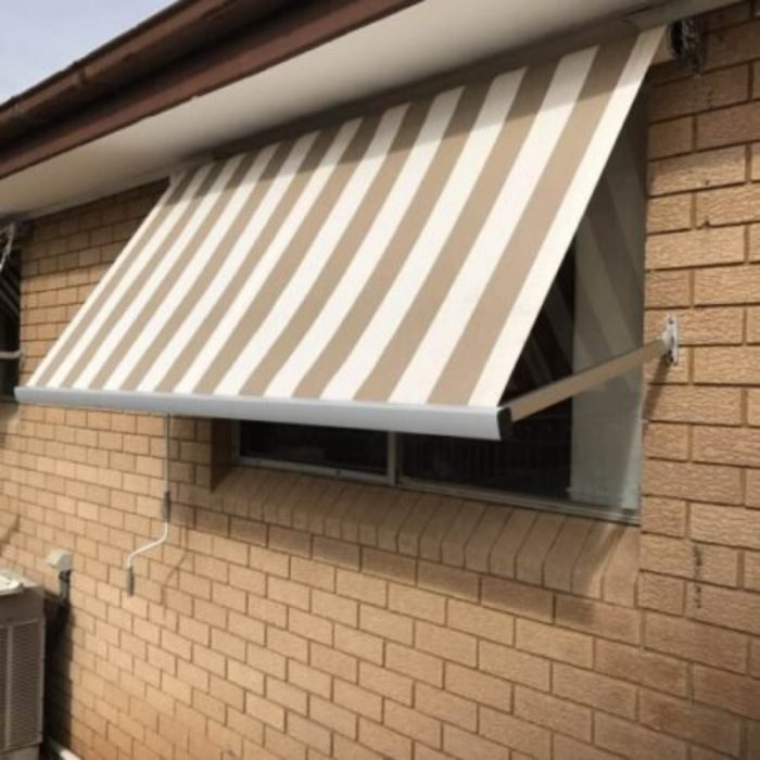 Pivot Arm Awnings in the Macarthur Region