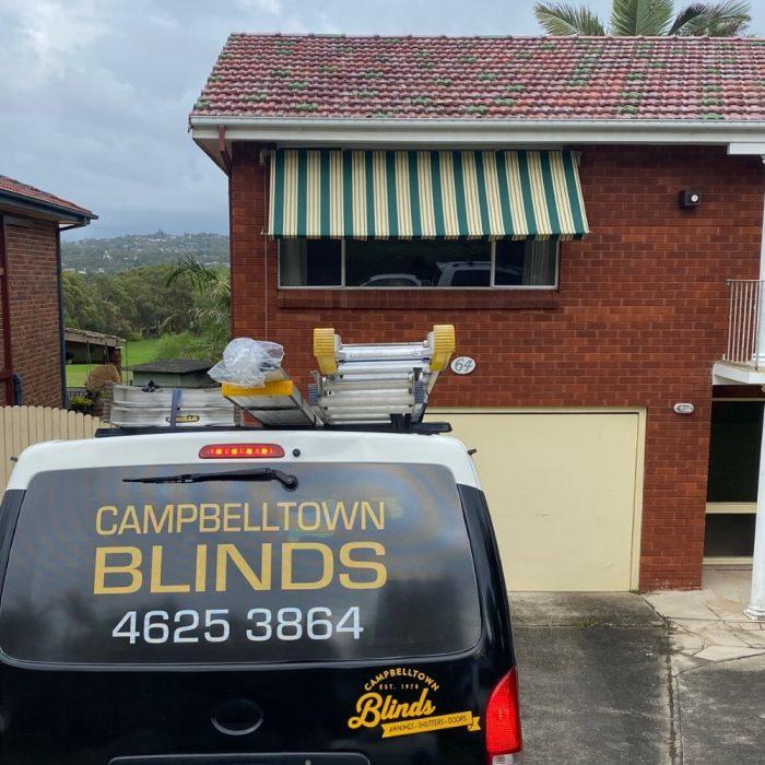Pivot Arm Awnings in Camden NSW
