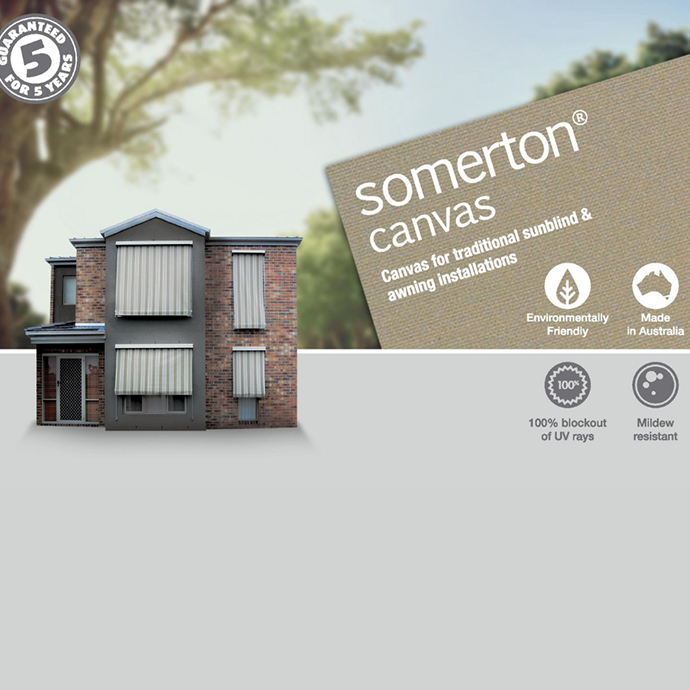 Somerton ® Canvas in the Macarthur Region