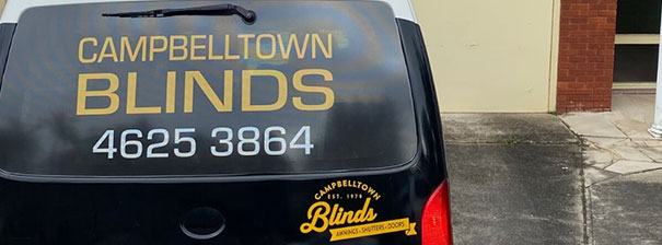 Blinds and Shutters Mobile Service in the Macarthur Area and Sydney Region
